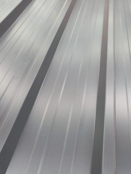 bac acier galvanisé